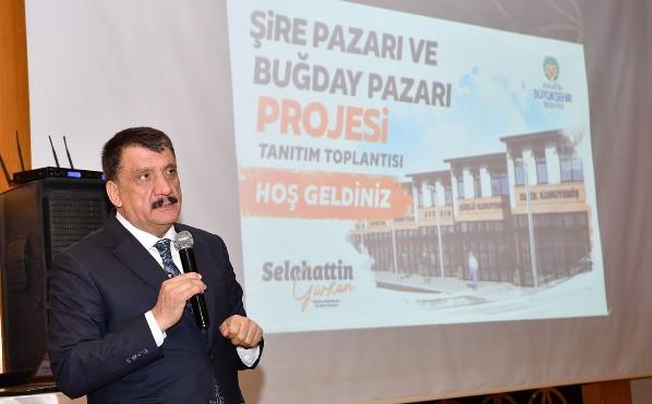 """Gürkan: """"Gelecek Yüz Yılın İhtiyaçlarına Cevap Verecek Bir Proje Hazırladık"""""""