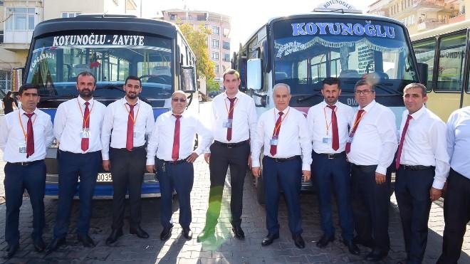 Kıyafetler Büyükşehir Belediyesinden